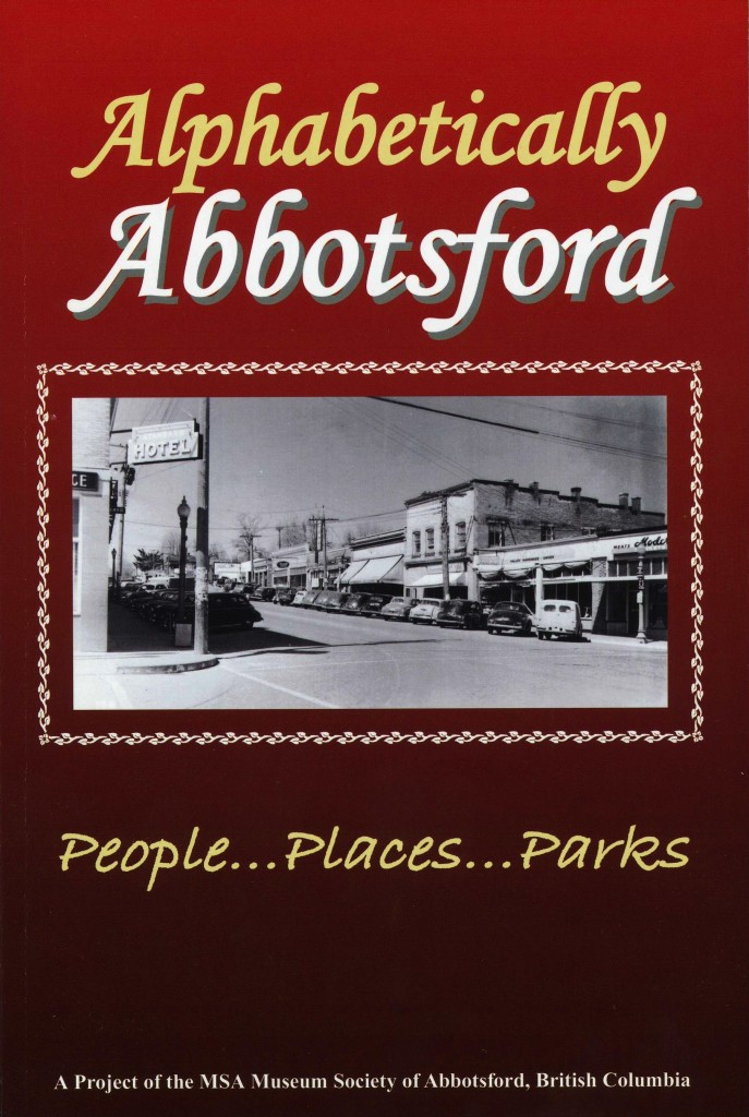 Alphabetically Abbotsford